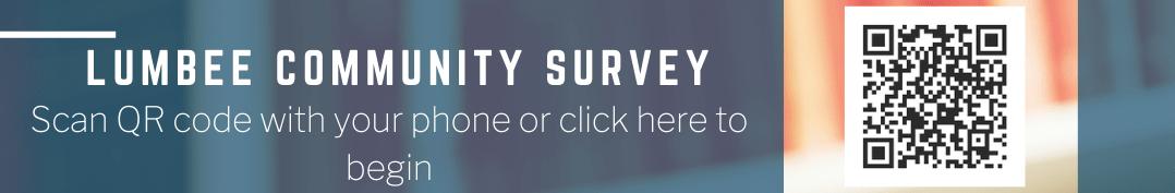 Lumbee Tribe Community Survey